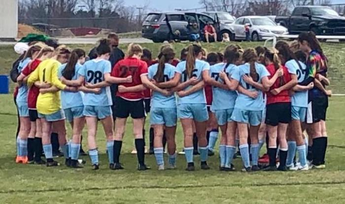 Team Prayer 2019